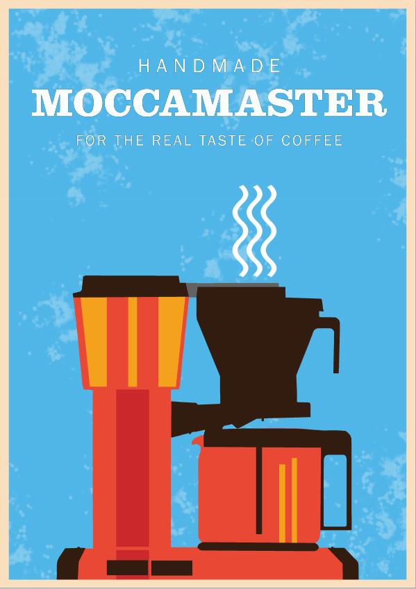 Moccamaster Handmade Vintage
